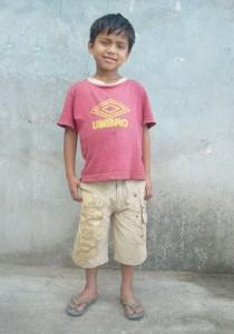 Karan Age 5
