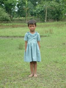 Nameswari Age 7