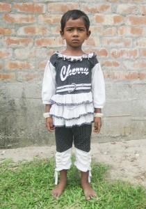 Suraj Age 4 (currently Age 6)